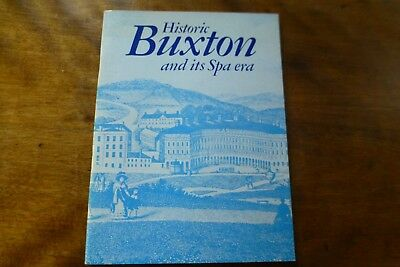 Historic BUXTON and it's SPA Era GUIDE BOOK 1971
