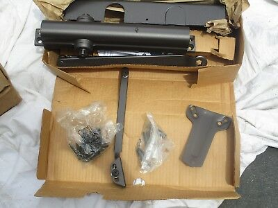 Norton Door Closer 8501 Black Finish New in the box