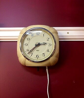 Smiths Electric Art Deco Electric Clock