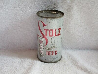 Stolz Flat Top Beer Can