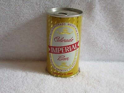 Colorado Imperial Pull Top Beer Can