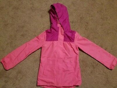 Girls Size 5/6 Light Weight Wind Breaker Jacket From The Children's Place