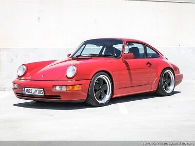 911 Carrera 4 uperb Example - Two Owners - Fresh Engine Reseal -  Clean History.