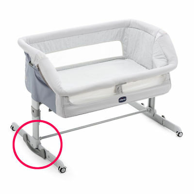 newChicco NEW Next2Me DREAM *With Swing Function* Baby Side Sleeping Crib Co-Sle
