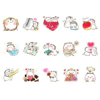 Creative PVC Novelty Stickers Decoration Sticker Self Adhesive Sticker Decal