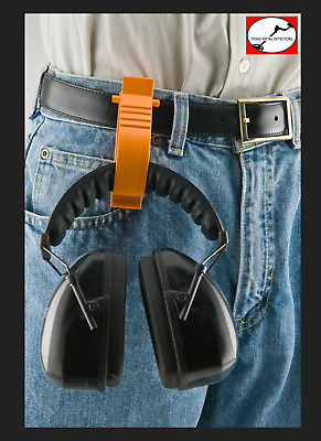 Metal Detecting Headphone Belt Clip; Nice With Your Detector; A Must Have — Nice