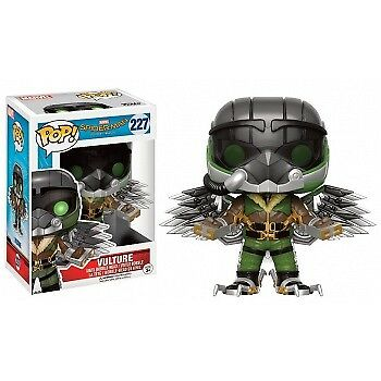 Funko POP! Movies Spider-Man Homecoming - Vulture Vinyl Figure 10cm