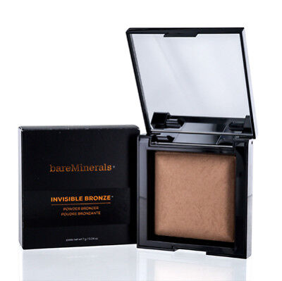 Bareminerals/invisible Bronze Fair To Light Bronzer Powder 0.24 Oz (7 Ml)