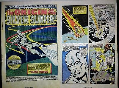 Silver Surfer Comics: Over 200 issues and 9 Annuals on DVD+R(  NOT CARTOONS)