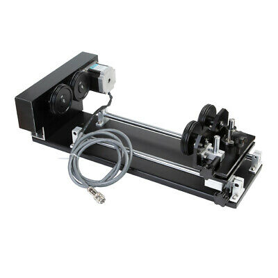 CNC Roller Rotation Axis Rotary Attachment Rotate Engraving for Engraver Cutter