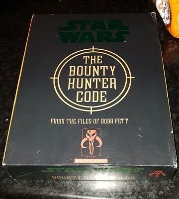 Star Wars -The Bounty Hunter Code Rare / Collectable?