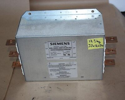 SIEMENS Line Filter 6SL3000-0BE34-4AA0 440 CLASS A EMC FILTER 6SL30000BE344AA0
