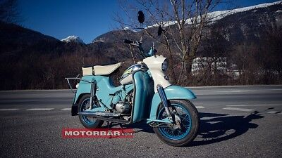 Puch DS 50 K2 Oldtimer Roller 1960 Mofa Scooter