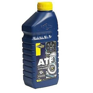 Putoline Motorcycle Automatic Transmission Fluid Atf Oil 1 Litre (12 Pack) 70021