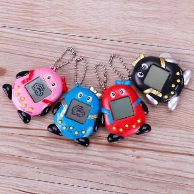 Funny 168 Pets In One Virtual Pet Cyber Pet Toy Tamagotchi Mini Penguins HIGH