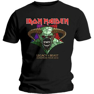 Iron Maiden 'Legacy Of The Beast Tour' T-Shirt - NEW & OFFICIAL!