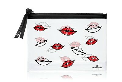 "ESSENCE LE ""kisses from italy"" cosmetic bag to go NEU&OVP"