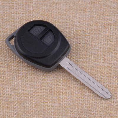 1pcs 2 Buttons Remote Key Shell Fob Case for Suzuki Grand Vitara Swift Liana New