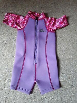 Two Bare Feet Toddler Wet Suit