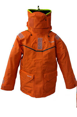Musto MPX Offshore Jacket Herren Gore-Tex, orange, Größe XL