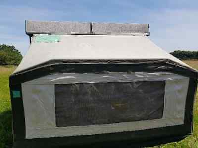 Conway Laser 4 berth Trailer Tent with hard top