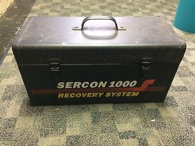 Technical Chemical Co. Sercon 1000 Freon Refrigerant Recovery System