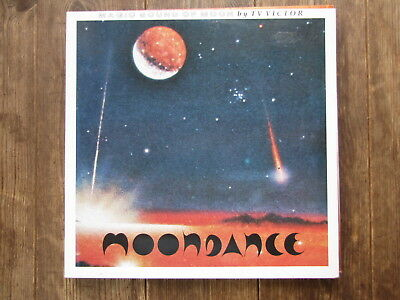 """Lp - Moon Dance - Magic Sound Of The Moon By Tv Victor  """"topzustand!"""""""