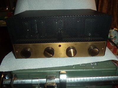 Bogen DB-110 Tube Amplifier MINT CONDITION Working Order See the Pictures