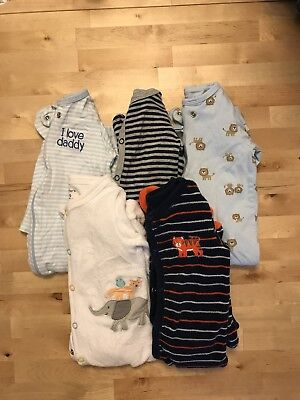 Boys 9 Month Pajama Lot