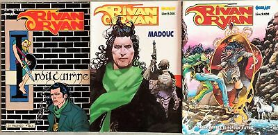 RIVAN RYAN COMPLETA 0-1-2 Comic Art [DOT]