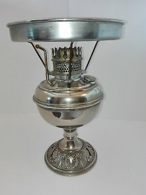 REX Oil Lamp by Bradley & Hubbard Manufacturing Co