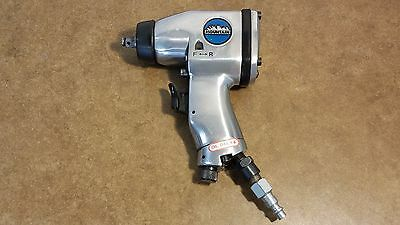 Mountain MTN 7372 3/8 inch Snub-Nose Impact Wrench 75 ft/lb Torque