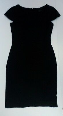 12 STRAPLESS NEW BY DUNNES CHRISTMAS ROSE DETAIL LADIES RED DRESS SIZES 10