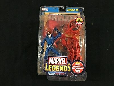 Phasing Ghost Rider Marvel Legends Series VII 7 Action Figure New Box in Box