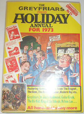 Billy Bunter The Greyfriars Holiday Annual 1973 Howard Baker