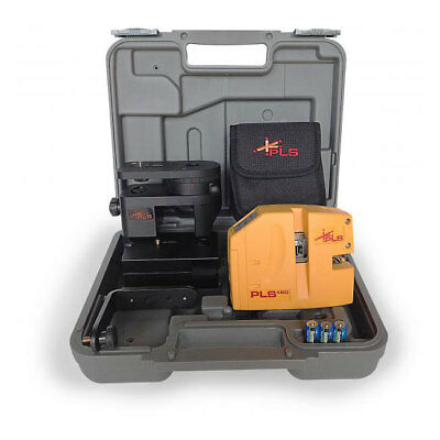 Pacific Laser Systems PLS-480 Laser Alignment System with SLD, Universal Adapter
