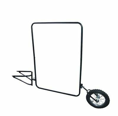 2 x Bicycle ADVERTISING trailers - mobile billboard - LARGE ADVERTISING SPACE