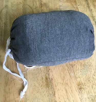 Moby Wrap, Charcoal Grey
