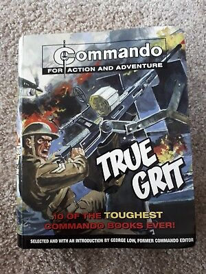 Commando True Grit For Action and Adventure 10 books in 1