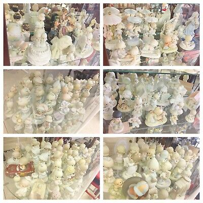 Precious Moments Figurines  Lot of 215+ pieces SALE No Boxes
