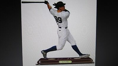 THE DANBURY MINT THE Aaron Judge Yankees Sculpture/Figurine, LE of 5000,SEALED
