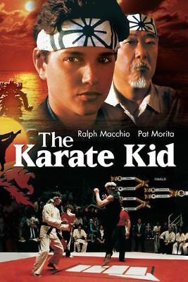 THE KARATE KID - MOVIE POSTER 24x36 - CLASSIC MACCHIO 52954