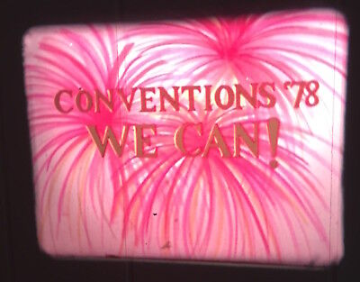 Shaklee Company, super 8mm Convention Films