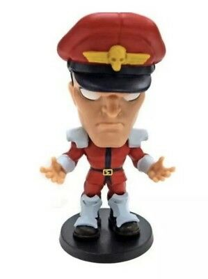 Lil Knockouts CRYPTOZOIC Street Fighter SERIES 1 VINYL FIGURE M. Bison