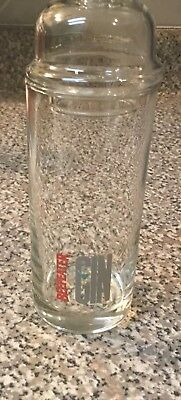 Beefeater Gin Tall Tumbler Glass with Lid UK Spirits