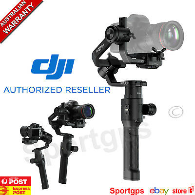 NEW DJI RONIN-S Handheld DSLR Stabilizer SAME DAY SHIPPING LTD STOCK