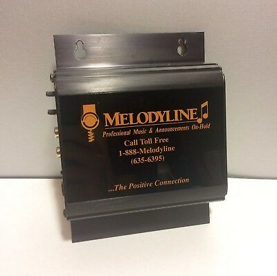 Premier Technologies MelodyLine USB 1100X MOH Digital Music Announcement On-Hold