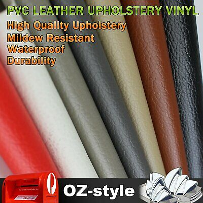 Auto Upholstery Marine Vinyl Fabric Interior Decorate 140cm Width High Quality