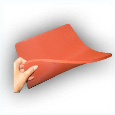 SILICONE RUBBER MAT PAD 60x40cm FLAT T-SHIRT HEAT TRANSFER HEAT PRESS MACHINE