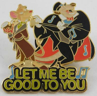 "Disney Store Pin Magical Musical Moments ""Let Me Be Good To You"" #70 B"
